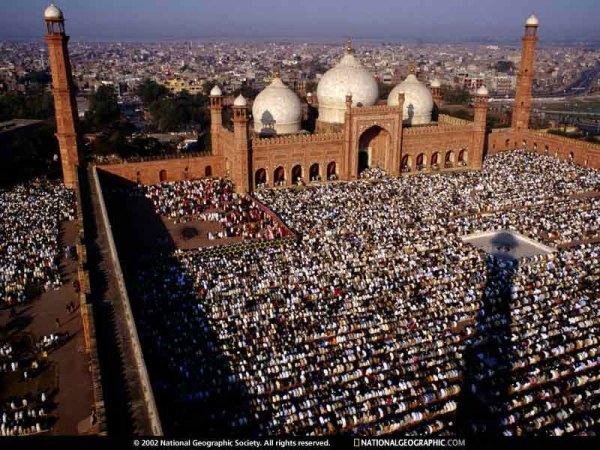 Masjid Badhshahi  Lahore