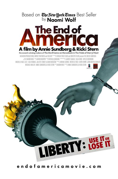 The End of America (2008) ENG DVDRip