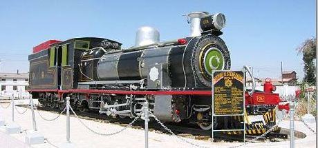 Pakistan: Asia's Highest Railway Station
