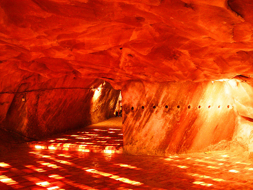 Khewra Salt Mine: Second Largest Salt Mine in the World