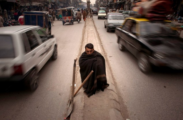 From Big Picture: Scenes from Pakistan (AP Photo/Emilio Morenatti)
