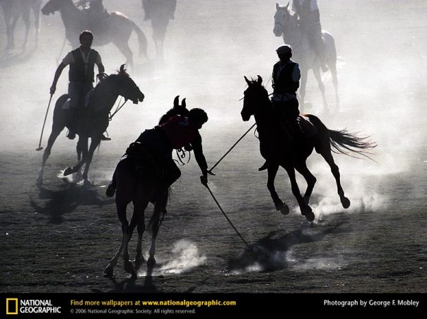Pakistan: Shundur Polo festival at the World's highest Polo ground