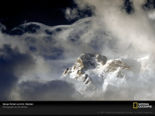 Pakistan: Nanga Parbat 9th Highest Peak in the World
