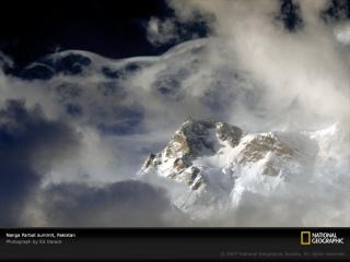 Pakistan: Nanga Parbat 9th Highest Peak in the World