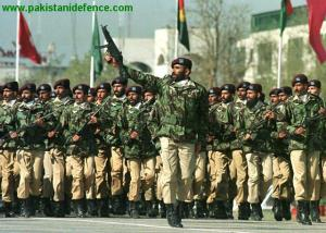 Pakistan: 7th largest Standing Arm Force in the World