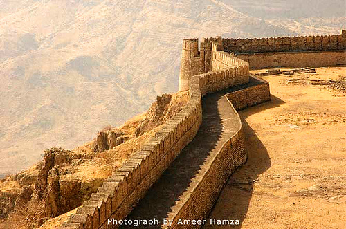 Ranikot Fort: World's Largest Fort with a circumference of 18 miles