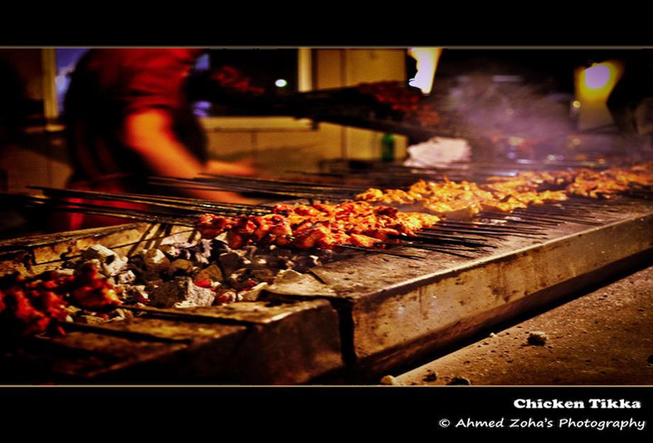 Karachi food bbq bar b q tikka best bbq in karachi for Food for bar b q